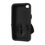 Silikonové pouzdro na iPod Touch 4 - hnědá sova - 4/5