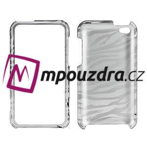 Plastové pouzdro na iPod Touch 4 - zebrované - 4