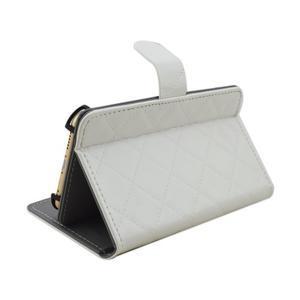 Luxury univerzální pouzdro na mobil do 148 x 76 x 21 mm - bílé - 4