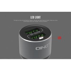QCH3 vysokorychlostní nabíječka 2 výstupy USB / 3.6A - 4