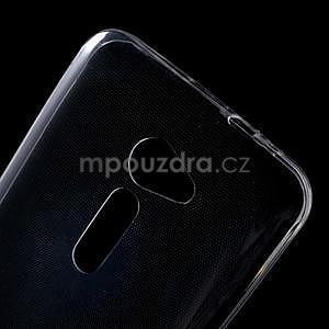 Ultra tenký slim gelový obal na Asus Zenfone 2 ZE500CL - transparentní - 4