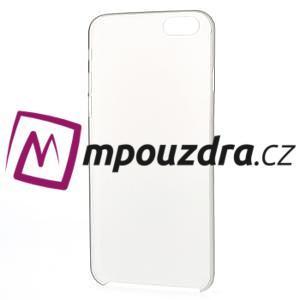 Ultra slim 0.3 mm plastové pouzdro na iPhone 6, 4.7  - šedé - 5