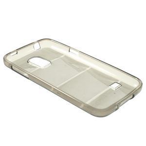 Gelové pouzdro na Samsung Galaxy S5 mini G-800- vesta šedá - 5