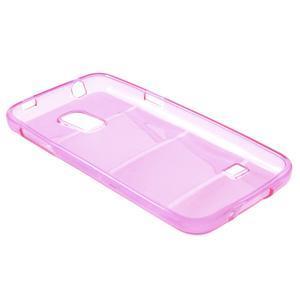 Gelové pouzdro na Samsung Galaxy S5 mini G-800- vesta růžová - 5
