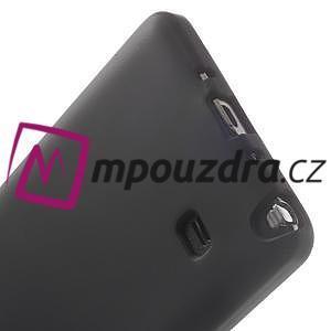 Gelové pouzdro na Samsung Galaxy Note 4- černé - 5