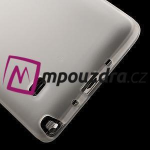 Gelové pouzdro na Samsung Galaxy Note 4- transparentní - 5
