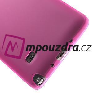 Gelové pouzdro na Samsung Galaxy Note 4- růžové - 5