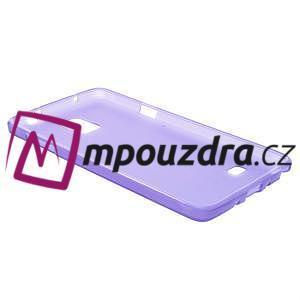 Gelové pouzdro na Samsung Galaxy Note 4- fialové - 5
