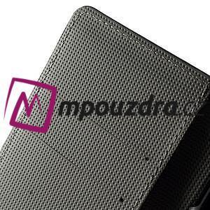 Peněženkové pouzdro na Sony Xperia Z3 D6603 - motýlí - 5