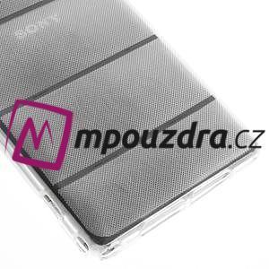 Gelové Body pouzdro na Sony Xperia Z1 C6903 - transpatrentní - 5