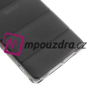 Gelové Body pouzdro na Sony Xperia Z1 C6903 - šedé - 5