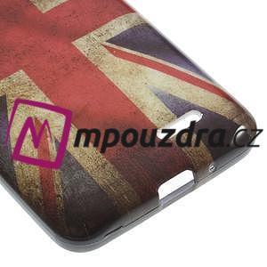 Gelové pouzdro na LG L65 D280 - UK vlajka - 5
