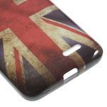 Gelové pouzdro na LG L65 D280 - UK vlajka - 5/5