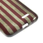 Gelové pouzdro na LG L65 D280 - USA vlajka - 5/5