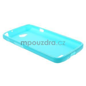 Gelové pouzdro na LG L65 D280 - modré - 5
