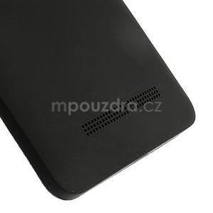Flipové pouzdro na Asus Zenfone 5 - černé - 5