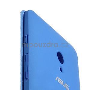 Flipové pouzdro na Asus Zenfone 5 - světlemodré - 5