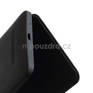 Flipové pouzdro na Asus Zenfone 5 - tmavěmodré - 5