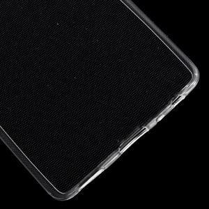 Ultratenký gelový obal na Huawei P9 - transparentní - 5