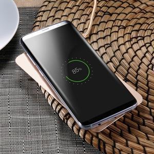 Coils bezdrátová nabíječka pro mobilní telefony - zlatá - 5