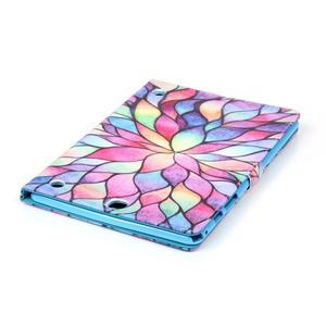 Emotive pouzdro na tablet Samsung Galaxy Tab A 9.7 - malované květy - 5