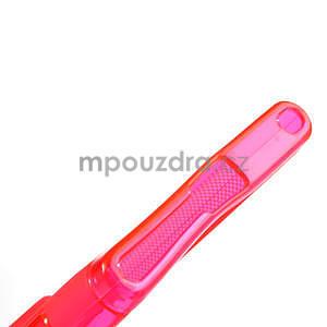 Gelové S-line pouzdro pro Nokia Lumia 1020- růžové - 5