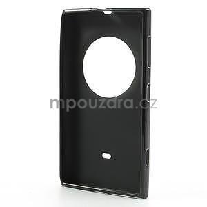 Gelové matné pouzdro pro Nokia Lumia 1020- černé - 5