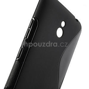 Gelové S-line pouzdro pro Nokia Lumia 1320- černé - 5