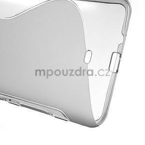Gelové S-line pouzdro pro Nokia Lumia 1320- šedé - 5