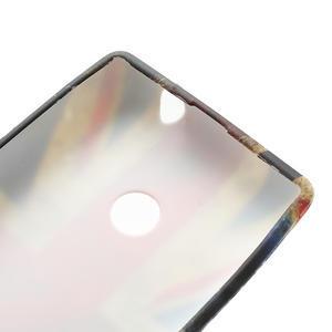 Gelové pouzdro na Nokia Lumia 520- vlajka - 5
