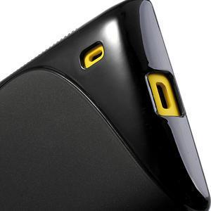 Gelové S-line pouzdro na Nokia Lumia 520- černé - 5