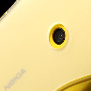 Gelové S-line pouzdro na Nokia Lumia 520- transparentní - 5