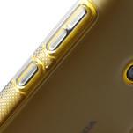Gelové S-line pouzdro na Nokia Lumia 520- šedé - 5/7
