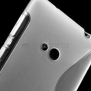 Gelové S-line pouzdro pro Nokia Lumia 625- transparentní - 5