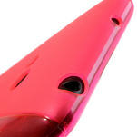Gelové S-line pouzdro pro Nokia Lumia 625- růžové - 5/6
