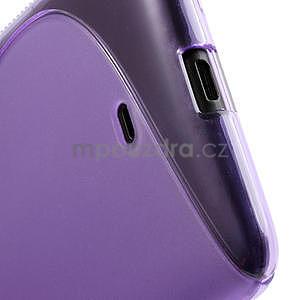 Gelové S-line pouzdro pro Nokia Lumia 625- fialové - 5