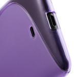 Gelové S-line pouzdro pro Nokia Lumia 625- fialové - 5/6