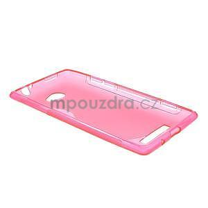 Gelové S-line pouzdro pro HTC Windows phone 8X- růžové - 5