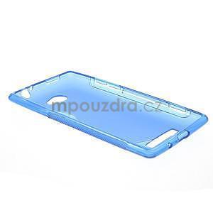Gelové S-line pouzdro pro HTC Windows phone 8X- modré - 5