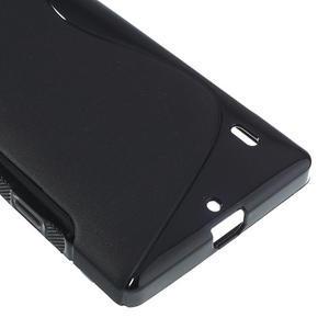 Gelové S-line pouzdro na Nokia Lumia 930- černé - 5