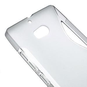 Gelové S-line pouzdro na Nokia Lumia 930- šedé - 5