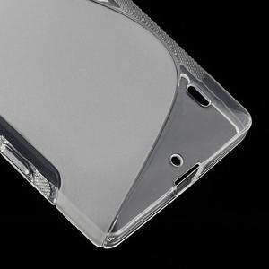 Gelové S-line pouzdro na Nokia Lumia 930- transparentní - 5