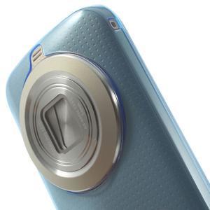 Gelové Ultraslim pouzdro na Samsung Galaxy K Zoom- modré - 5