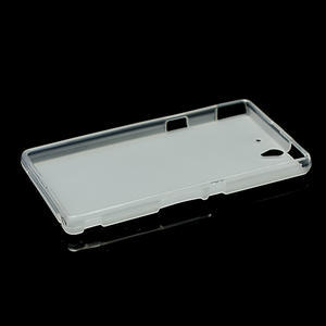 Gelové pouzdro na Sony Xperia Z L36i C6603- transparentní - 5