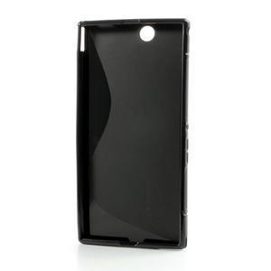 Gelove S-line pouzdro na Sony Xperia Z ultra- černé - 5