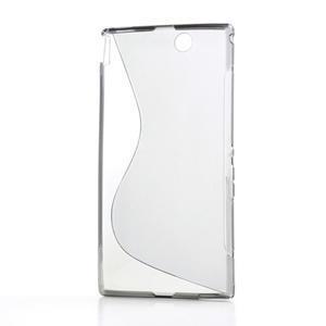 Gelove S-line pouzdro na Sony Xperia Z ultra- šedé - 5