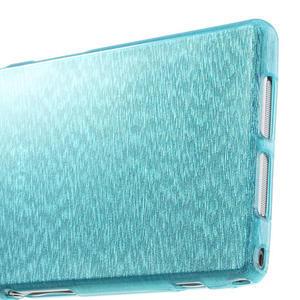 Kartáčované pouzdro na Sony Xperia Z1 C6903 L39- modré - 5