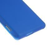 Gelové tenké pouzdro na Sony Xperia M2 D2302 - modré - 5/5