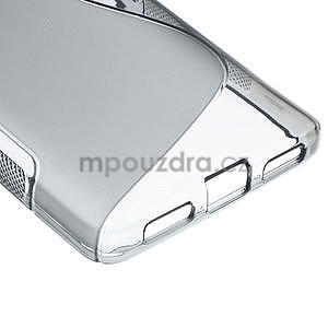 Gelové S-line  pouzdro pro LG Optimus L9 II D605- šedé - 5