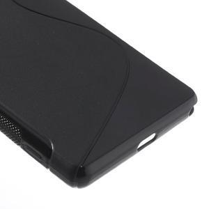 Gelové S-line pouzdro na Sony Xperia Z2 D6503- černé - 5